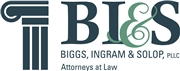 Biggs, Ingram & Solop, PLLC Law Firm Logo
