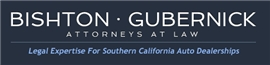 Bishton · Gubernick Law Firm Logo