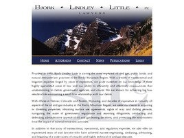 Firm Logo for Bjork Lindley Little PC