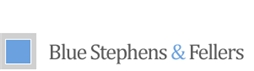 Firm Logo for Blue Stephens Fellers LLP