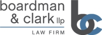 Firm Logo for Boardman Clark LLP