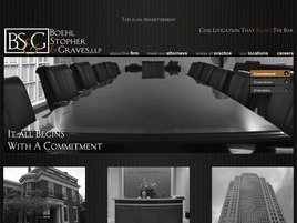 Boehl Stopher & Graves, LLP Law Firm Logo