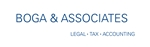 Firm Logo for Boga Associates Legal Tax Accounting