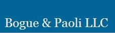 Bogue Paoli LLC Law Firm Logo