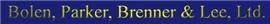 Firm Logo for Bolen Parker Brenner Lee Engelsman Ltd. A Professional Law Corporation