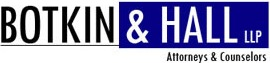 Botkin & Hall, LLP Law Firm Logo