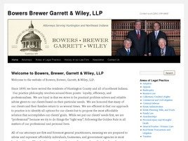 Bowers, Brewer, Garrett & Wiley LLP