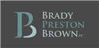 Firm Logo for Brady Preston Brown PC
