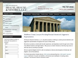 Brause, Brause & Ventrice, L.L.C. Law Firm Logo