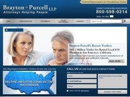 Brayton Purcell, LLP Law Firm Logo