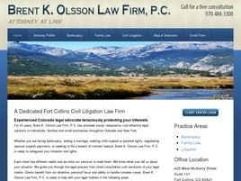 Brent K. Olsson Law Firm, P.C.