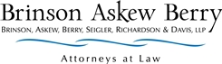 Brinson, Askew, Berry, Seigler, Richardson & Davis, LLP Law Firm Logo