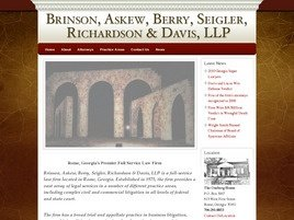 Firm Logo for Brinson Askew Berry Seigler Richardson Davis LLP