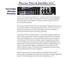 Brocato & Price, LLC