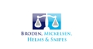 Broden, Mickelsen, Helms & Snipes LLP Law Firm Logo