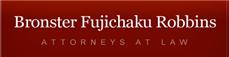 Firm Logo for Bronster Fujichaku Robbins