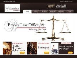 Brooks Law Office, P.C.