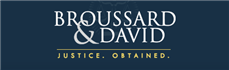 Firm Logo for Broussard David
