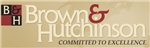 Brown & Hutchinson Law Firm Logo