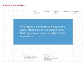 Brune & Richard LLP