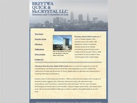 Firm Logo for Brzytwa, Quick & McCrystal, LLC