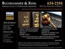 Buchhammer & Kehl, P.C. Law Firm Logo