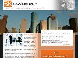 Buck Keenan LLP Law Firm Logo