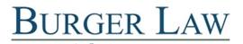Firm Logo for Burger Law LLC