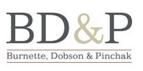 Firm Logo for Burnette Dobson Pinchak