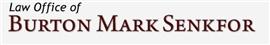 Firm Logo for Burton Mark Senkfor