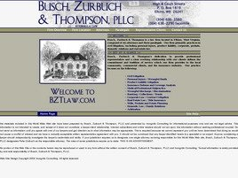 Firm Logo for Busch Zurbuch Thompson PLLC