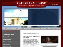 Callahan & Blaine A Professional Law Corporation