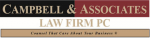 Campbell & Associates Law Firm PC Law Firm Logo