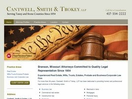 Firm Logo for Cantwell Smith Trokey LLP
