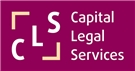 Capital Legal Services Law Firm Logo
