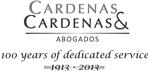 Cárdenas & Cárdenas Abogados Ltda. Law Firm Logo