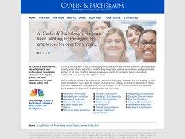 Firm Logo for Carlin Buchsbaum LLP