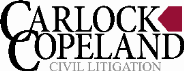Firm Logo for Carlock Copeland Stair LLP