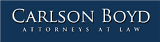 Firm Logo for Carlson Boyd PLLC