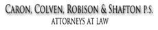 Caron Colven Robison & Shafton P.S. Law Firm Logo