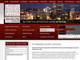 Caroselli, Beachler, McTiernan & Coleman, LLC