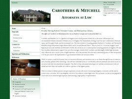Carothers & Mitchell, LLC Law Firm Logo