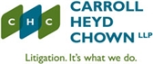 Carroll Heyd Chown LLP Law Firm Logo