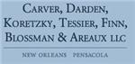 Carver, Darden, Koretzky, Tessier, Finn, Blossman & Areaux, L.L.C. Law Firm Logo