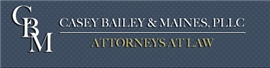 Casey Bailey & Maines, PLLC Law Firm Logo