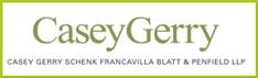 Firm Logo for Casey Gerry Schenk Francavilla Blatt Penfield LLP
