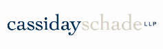 Cassiday Schade LLP Law Firm Logo