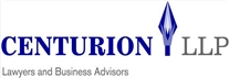 Centurion LLP Law Firm Logo