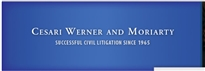 Firm Logo for Cesari Werner Moriarty A Professional Corporation