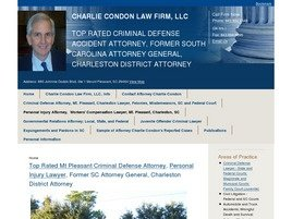 Firm Logo for Charlie Condon Law Firm LLC